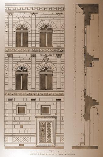 Immagine ridimensionata [09 Disegno e Sezione facciata.jpg - 107kB] Leon